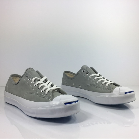 240a6085ca18 Converse Jack Purcell Signature OX Grey White